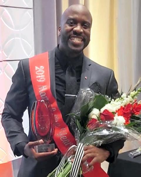 Forest Melton honored as 2019 Leukemia & Lymphoma Society AZ Man of the Year
