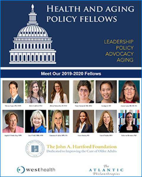 Teaser image for Dr. O'Neill picked for national Health and Aging Policy Fellowship