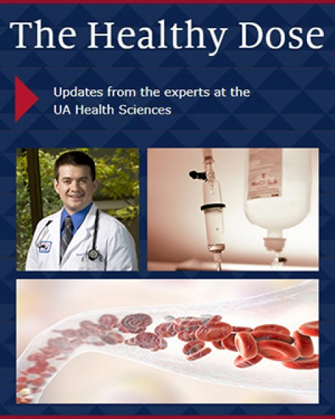UAHS Healthy Dose blog with Dr. Daniel Persky on supercharging your immune system to fight cancer