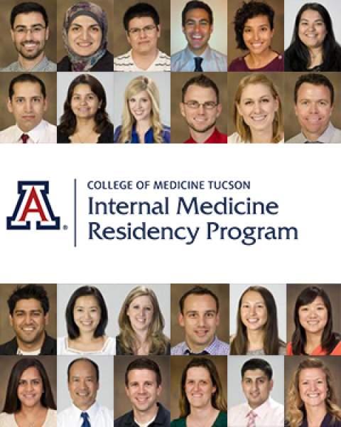 Teaser image for Kudos article for Internal Medicine Residency Program – Tucson Campus (08-2013 to 11-2014)
