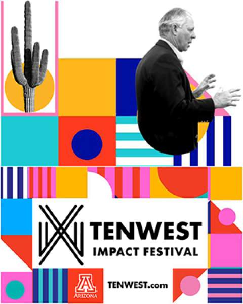 Teaser image for TENWEST Impact Festival collage