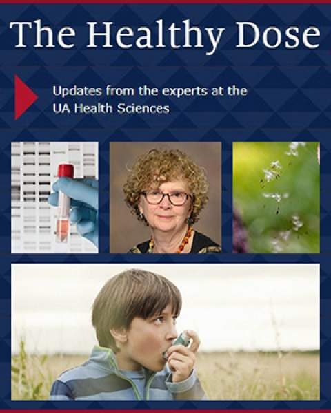Healthy Dose blog on asthma with Dr. Deb Meyers