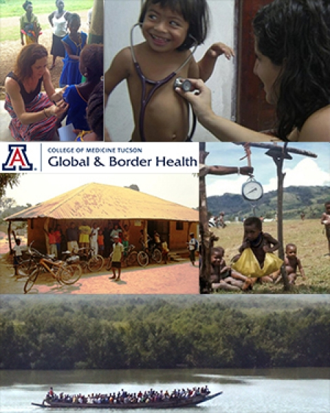 Teaser image of experiences in the Global Health Program at the University of Arizona