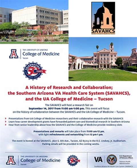 ua-savahcs-research-collaboration-event-flyer
