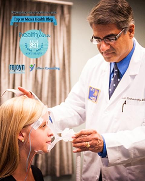 Teaser image for blogpost by Dr. Sai Parthasarathy in TalkingAboutMensHealth.com