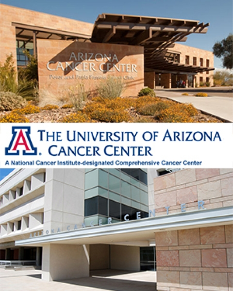 Teaser image for the University of Arizona Cancer Center
