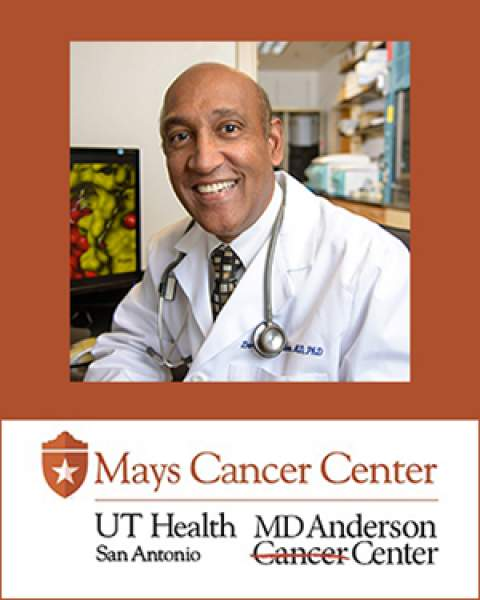 Teaser image for article on Dr. Daruka Mahadevan being hired by UT Health San Antonio - Mays Cancer Clinic