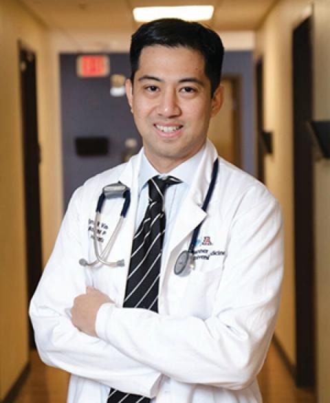 Dr. Ernest Vina