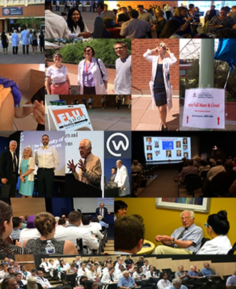 UA image collage from Workplace by Facebook posts