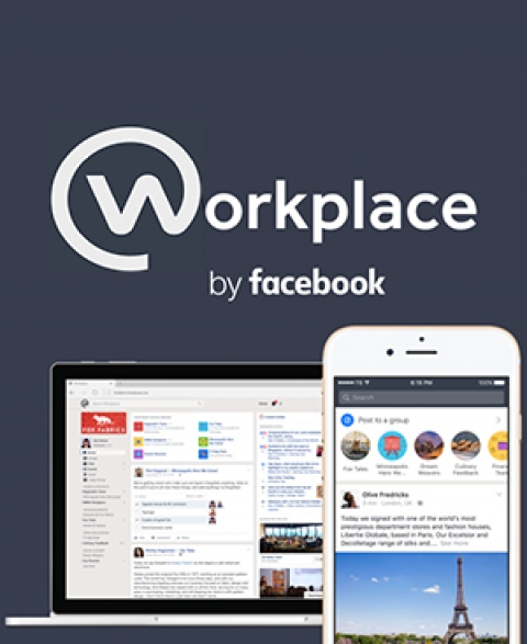 Workplace by Facebook teaser