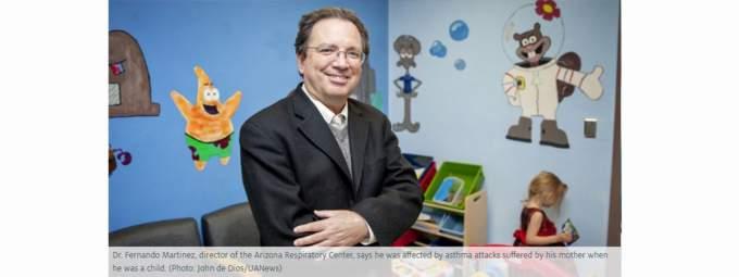 Dr. Fernando Martinez on asthma studies