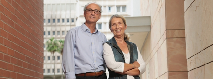 Donato Romagnolo, PhD, and Ornella Selmin, PhD, of the University of Arizona Cancer Center, win $1 million DOD grant to study breast cancer and soy consumption