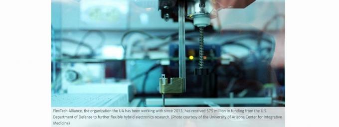 FlextTech Alliance and UA Center for Integrative Medicine