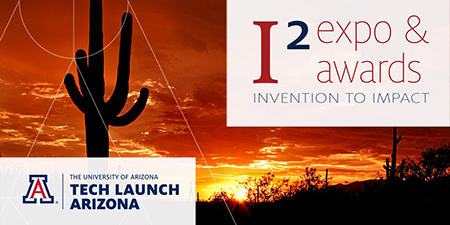 Tech Launch Arizona i-Squared Expo & Awards banner
