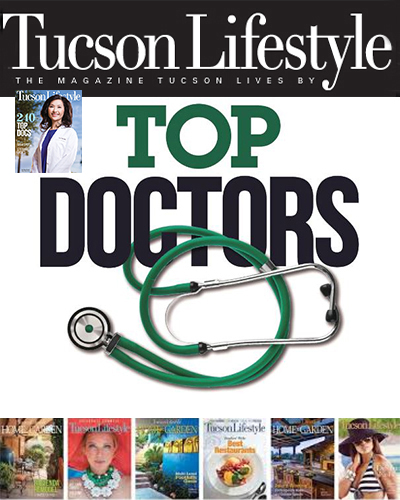 Teaser image for 2019 Top Doctors in America list of Tucson physicians