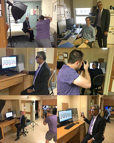 Teaser image of Tucson Lifestyle photo shoot with Dr. Sairam Parthasarathy - BIG