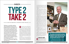 Dr. Craig Stump talks in an article in the March 2016 Tucson Lifstyle issue on Type 2 diabetes and cardiovascular risks for patients.