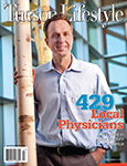 "Tucson Lifestyle magazine's ""2013 Best Doctors"" in July issue"