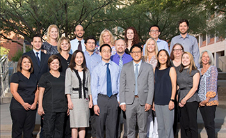 University of Arizona Vascular Division faculty and staff