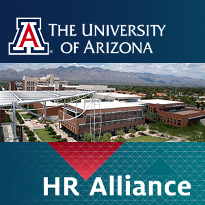 Illustrative image for UArizona HR Alliance with Arizona Health Sciences campus pictured