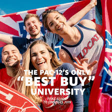 University of Arizona, the PAC-12's only 'best buy' university - square
