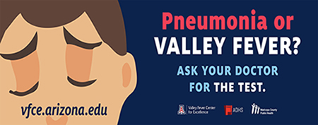 Valley Fever awareness billboard - image #1