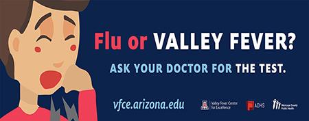 Valley Fever awareness billboard - image #2
