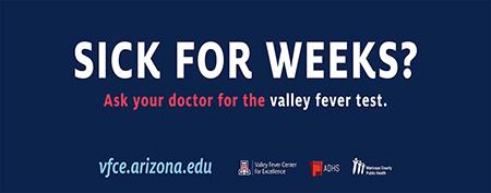 Valley Fever awareness billboard - image #3