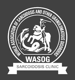 "Seal for ""WASOG Sarcoidosis Center"" designation by World Association of Sarcoidosis and Other Granuloma Disorders"