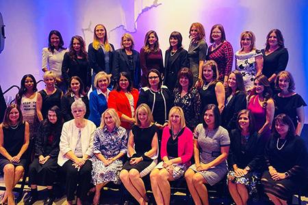 Winners of inaugural Women Achievers in Arizona awards (2019)