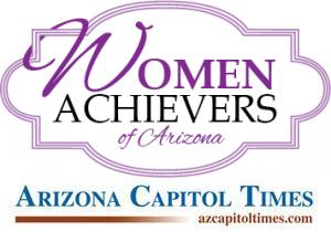 Women Achievers of AZ and Arizona Capitol Times logos